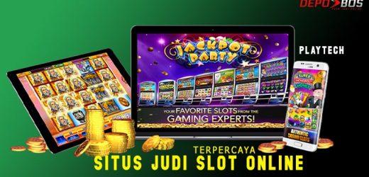 Permainan Judi Slot Online Di Situs Judi Slot Playtech